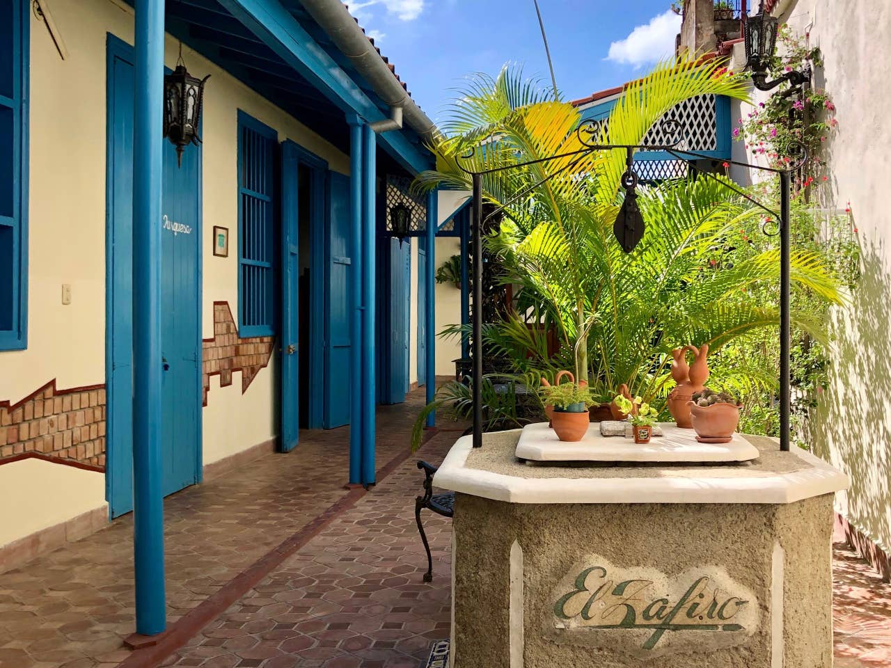 Casa Hostal El Zafiro