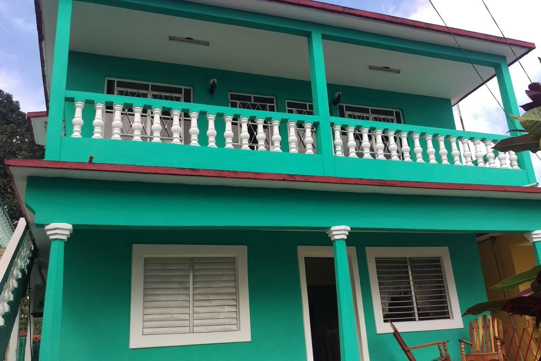 Casa Lisset y Nievecita
