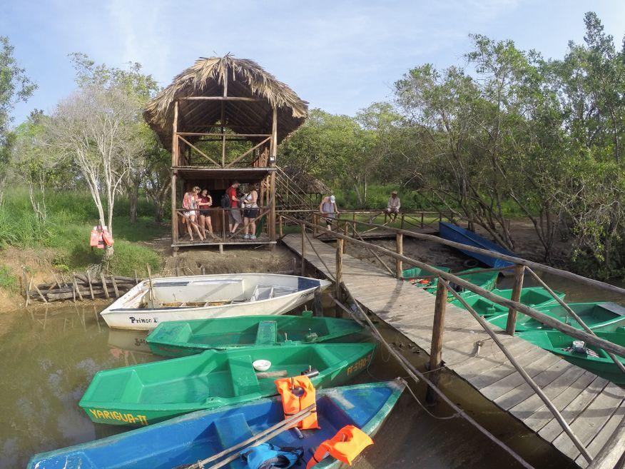 Laguna Guanaroca Tour