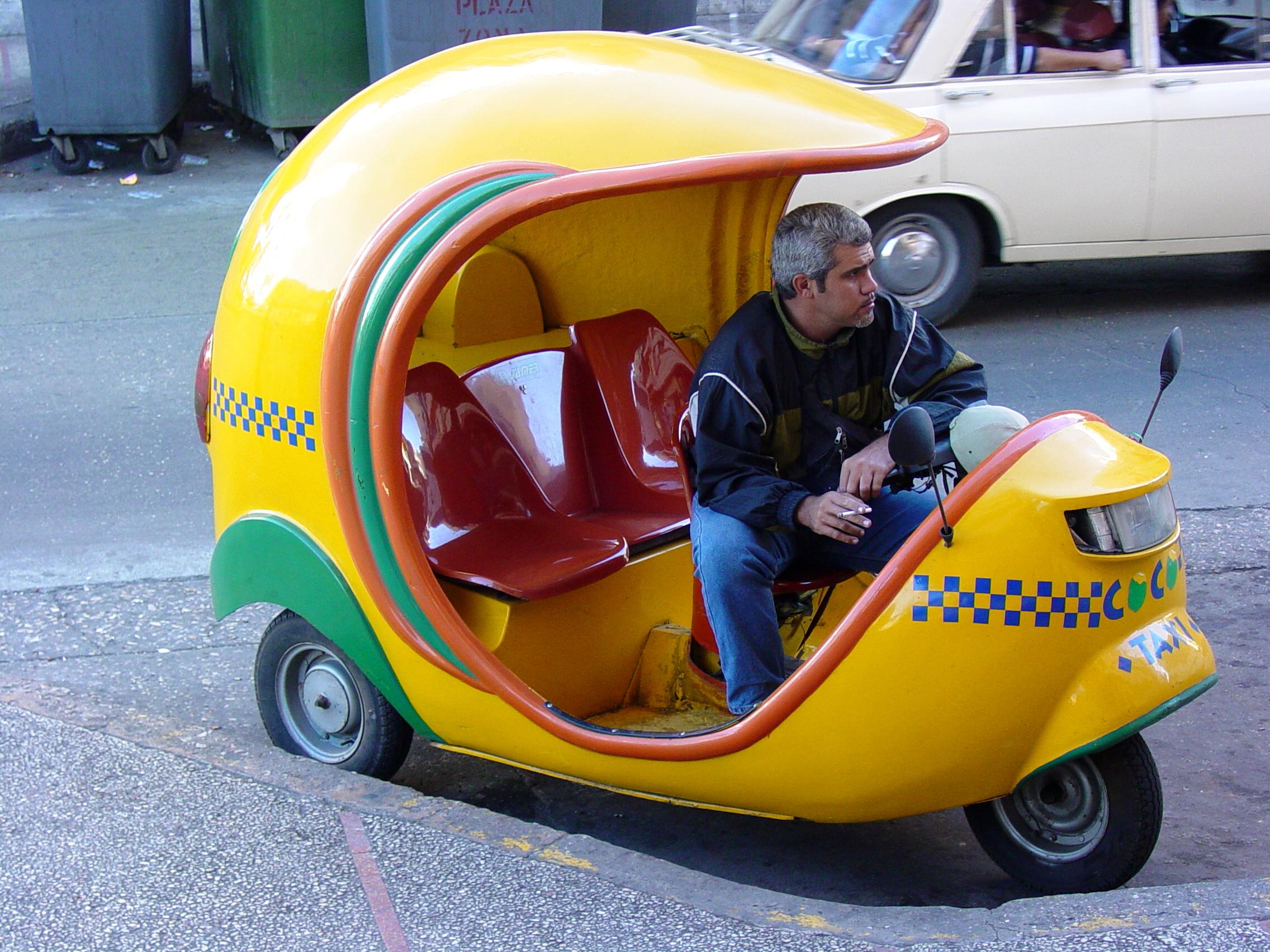 Coco Taxi Tour