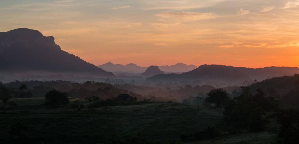 Sunrise Walking Tour Vinales